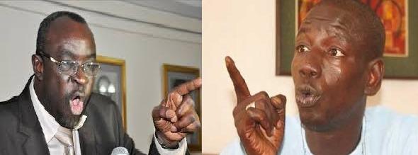 """Abdoulaye Wilane réplique à Moustapha  Cissé Lô : """"Des énergumènes comme lui, j'évite de leur donner une importance qu'ils n'ont pas"""""""