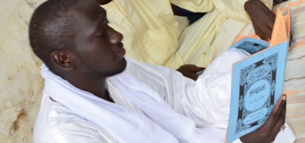 Touba - Un récital de Coran pour le départ de Macky Sall et la libération de Karim Wade