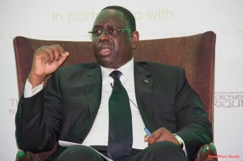 """Macky Sall pique une colère noire en pleine rencontre avec les exécutifs locaux : """"Arrêtez de dire que l'on combat le maire de Dakar"""""""