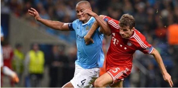 Livetweet - Bayern Munich vs Manchester City: le réalisme allemand contre la rigueur anglaise