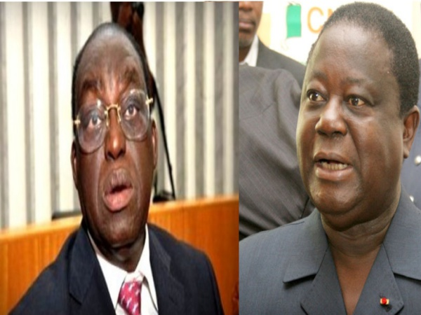 Niasse fait des émules en Côte d'Ivoire : Le  PDCI se déchire après le soutien de Bédié à la candidature de Ouatara