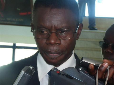 Pape Diouf n'est pas sincère en alliance et Pape Mbodj a demandé à voter pour le Pds.(Mamadou Ndiaye)