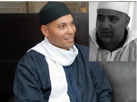 """""""A 100%, Karim Wade sera le prochain président de la République du Sénégal """", selon l'astrologue de l'Islam Haj Abbas Abou Kassim"""