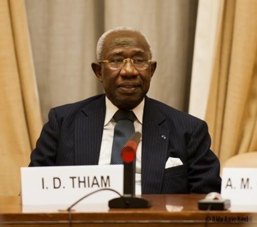 Iba Der Thiam : ''Les gens de culture islamique ont été systématiquement éliminés de la vie politique'