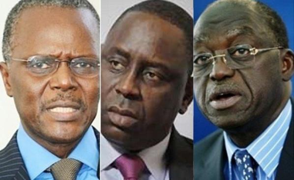 """Macky Sall reconnait sa """"part de tort"""" dans la léthargie de BBY, selon Ousmane Tanor Dieng"""