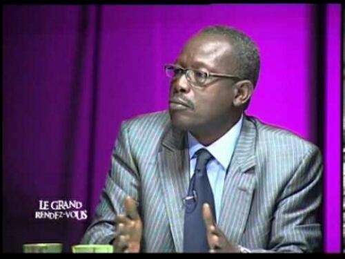 Ameth Guissé, président de l'Association sénégalaise des pétroliers