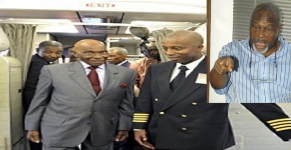 """Révélation de Amath Dansokho : """"Wade voyageait avec 6 milliards de francs Cfa dans la soute de son avion"""""""