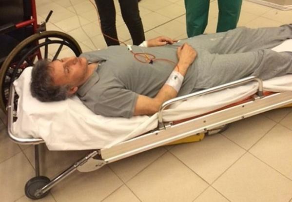 """Bibo Bourgi parle depuis son lit d'hôpital : """"Je suis innocent et je tiens à comparaître au procès"""""""