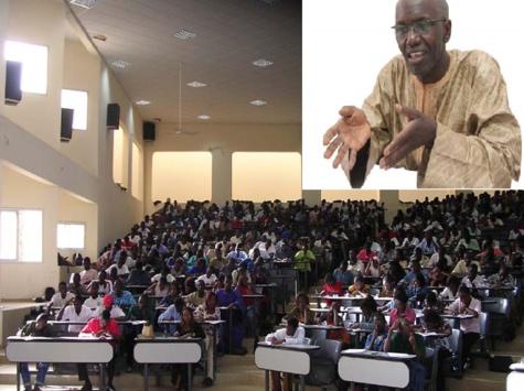 UCAD : La reprise des cours fixée au 1er octobre... pour sauver l'année universitaire 2013-2014