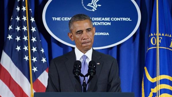 Nouveau scandale à Washington : un homme armé prend l'ascenseur avec Barack Obama