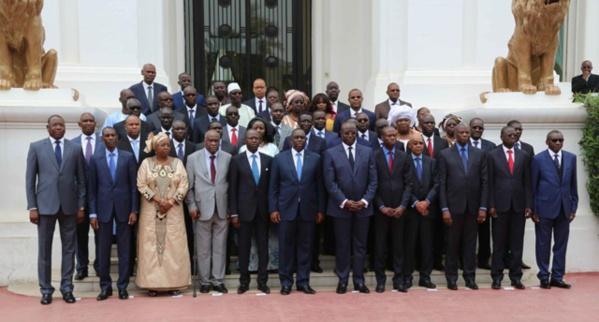 Communiqué conseil des ministres du mercredi 01 Octobre 2014