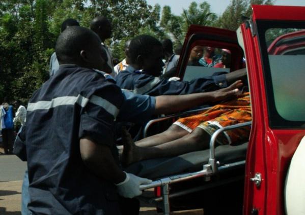Vélingara: un mort et quatre blessés dans un accident de la route