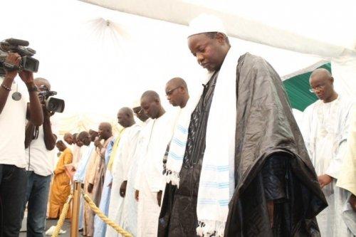 Tabaski 2014-Serigne Moustapha Abdou Khadre va diriger la prière, dimanche à 9h30, à Massalikoul Djinaan