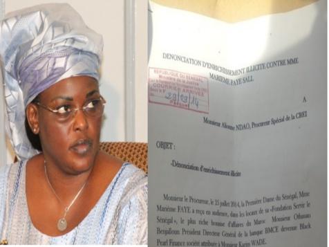 """Plainte contre Marieme Faye: Les arabisants de l'Apr s'en mêlent… traitent les jeunes marabouts citoyens de """"trafiquants de drogue et de Passeports diplomatiques"""""""