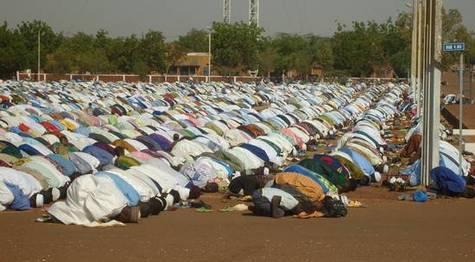 La grande majorité de la communauté musulmane célèbre la Tabaski, dimanche