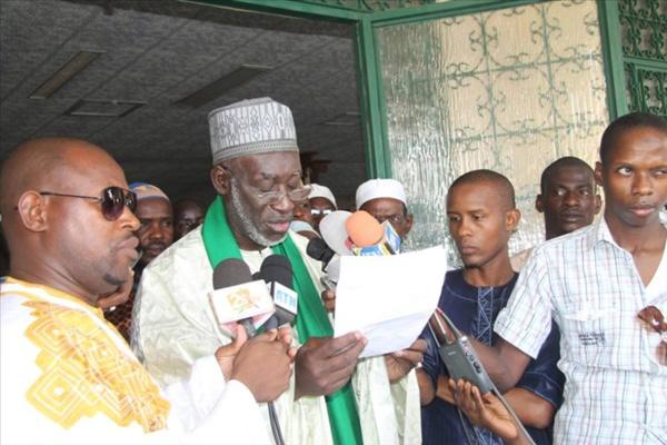 L'imam de la mosquée Omarienne insiste sur l'importance de l'éducation des enfants