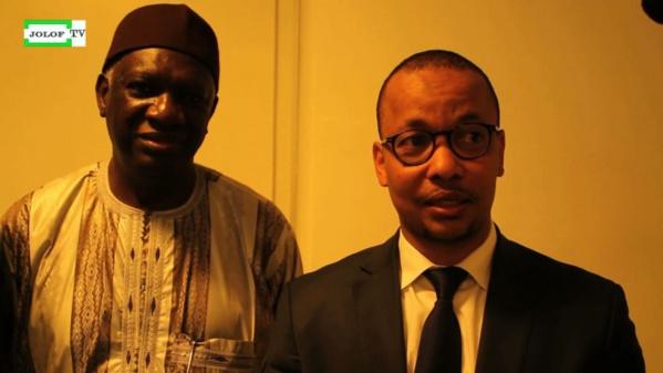 Souleymane Jules Diop rencontre les Sénégalais de Milan