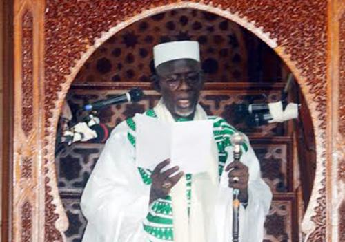 Prière à la Grande mosquée de Dakar : L'imam sermone marabouts et politiciens
