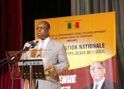 Plaidoyer pour la création d'un Haut conseil des autorités locales au Sénégal