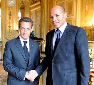 Karim  Wade va renoncer à sa nationalité française