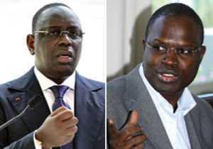 Eclairage public: Macky prêt à négocier avec Khalifa Sall