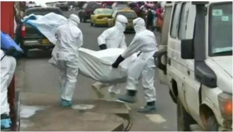 Ebola: L'Espagne enregistre 5 cas confirmés et 50 cas contacts