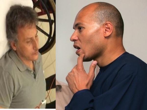 Bibo Bourgi prépare un livre sur ses connexions avec Karim Wade