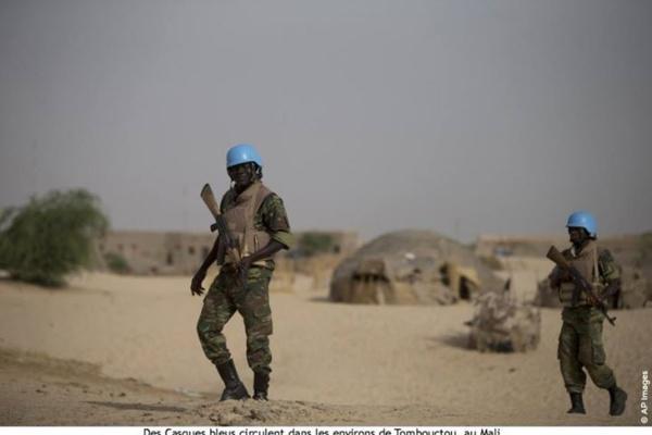 Mort du soldat Sénégalais au Mali: Les Etats-Unis condamnent et appellent toutes les parties à cesser les hostilités