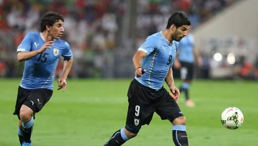 Suarez fait déjà la différence pour l'Uruguay
