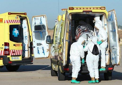Ebola aux États- Unis: Un deuxième cas diagnostiqué au Texas