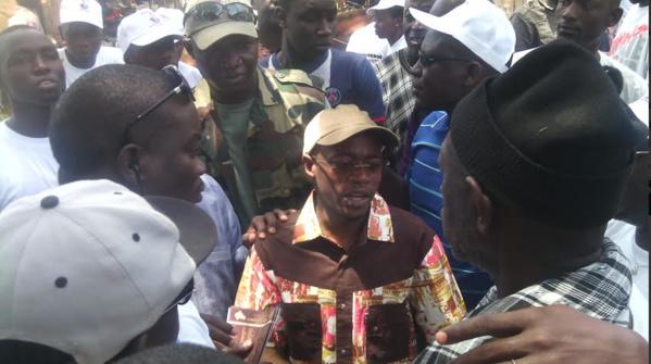 """Vidéo-Les jeunes du Cojer s'étripent: """"Abdou Mbow est un voleur… """""""