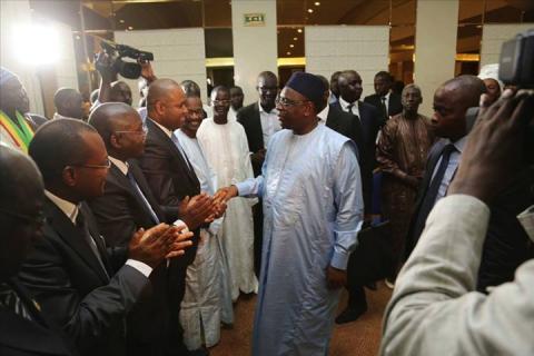 Séminaire de la coalition Macky2012 : Des débats houleux rythment la rencontre