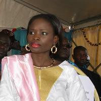 Une délégation des jeunes de l'Apr chez Thierno Bocoum