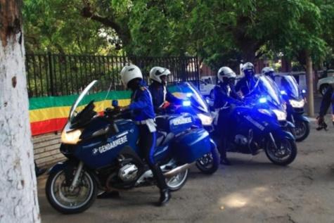 Le gendarme Amadou Sakhir Diallo mis aux arrêts de rigueur pour avoir traité ses supérieurs de corrompus