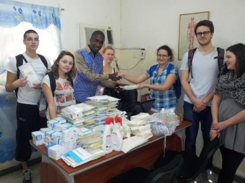 Les nombreuses actions de l'association Education & Santé à Thiès