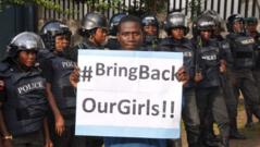 Lycéennes enlevées: le Nigeria annonce un accord avec Boko Haram