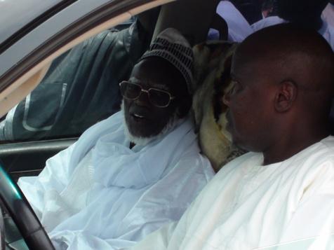 Touba: Le véhicule 4X4 de Serigne Mountakha Mbacké Bassirou volé, son chauffeur blessé