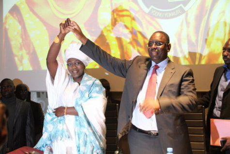 """Hausse de plus de 100% du budget 2015 du CESE : Macky """"engraisse"""" Aminata Tall"""