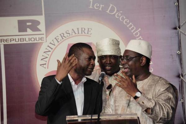 """Vidéo: Séminaire de BBY : """"Au Sénégal nous passons tout notre temps, toute l'année à faire la fête! """" dixit Macky Sall. Regardez"""