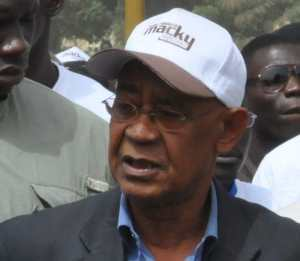 Mahmoud Saleh : « Macky Sall n'est pas l'alter égo de Khalifa Sall »