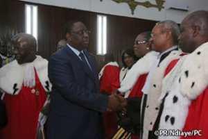 Conseil supérieur de la Magistrature: Le poste de Doyen des juges de Dakar en attraction