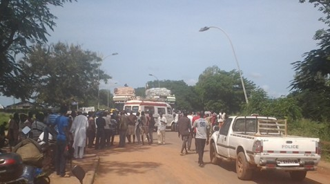"""Transport : Oussouye se soulève contre l'interdiction des bus """"horaires"""""""