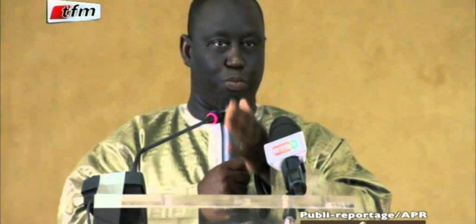Match de gala Lutteurs vs D-Média : Aliou Sall salue l'initiative