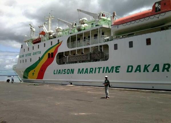 Scandale:  Un Français de 60 ans abuse d'un gamin de 10 dans une cabine du bateau Aline Sitoe Diatta
