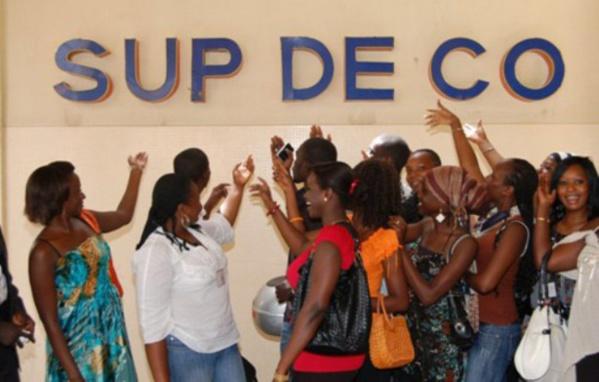 Chine: Les éudiants de Sup de Co Dakar exclus d'un concours international en raison d'Ebola