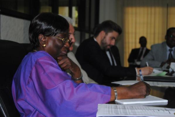 Assemblée nationale : Marie Joséphine Diallo sur siège éjectable ?