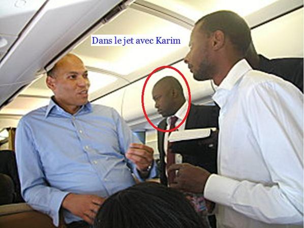 Procès de Wade-fils: Karim promet un cadeau à Cheikh Diallo