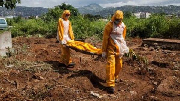 Kayes (Mali) : décès du premier cas d'Ebola …..23 personnes mises à quarantaine