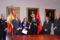 L'Espagne honore les Services de Sécurité marocains