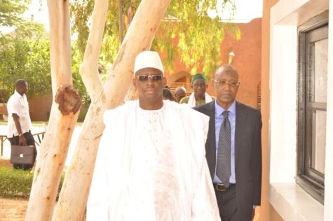 En faisant ça pour les populations d'Aga : Le ministre Moustapha Diop a fait ce qu'avait fait Bourba Djolof